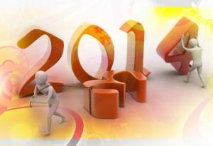 Vorsätze einer Fanpage für 2014