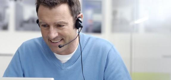 Hotlineunterstützung bei Instutiut 2F durch erfahrene Fachleute