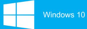 Programmlogo von Microsoft Windows 10